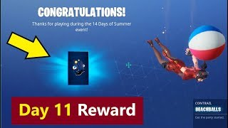 Fortnite 14 days of Summer day 11 | Get a score of 10 or more on a Carnival Clown Board fortnite
