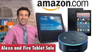 New Amazon Echo Deals, Alexa Review and Today Only Sale! -The Deal Guy