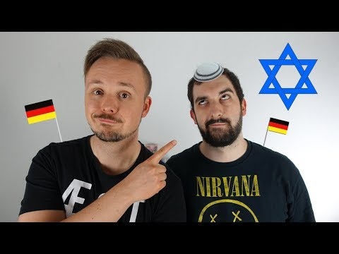 What Germans Think About Israelis | Get Germanized feat. VlogDave