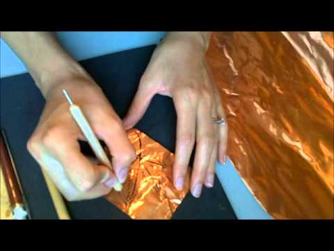 Copper Tooling Part 1 Youtube