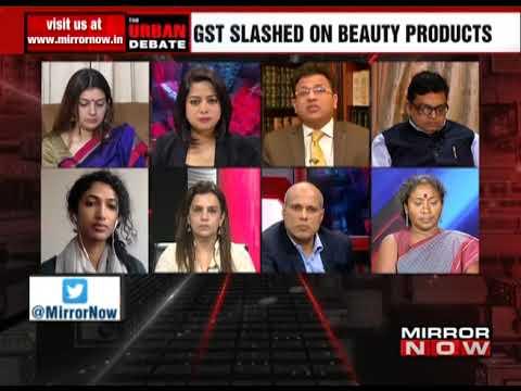 GST Reset: No Relief For Indian Women? I The Urban Debate With Faye D'Souza