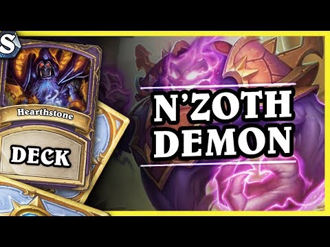 N'ZOTH DEMON CONTROL WARLOCK - Hearthstone Deck Std (K&C)