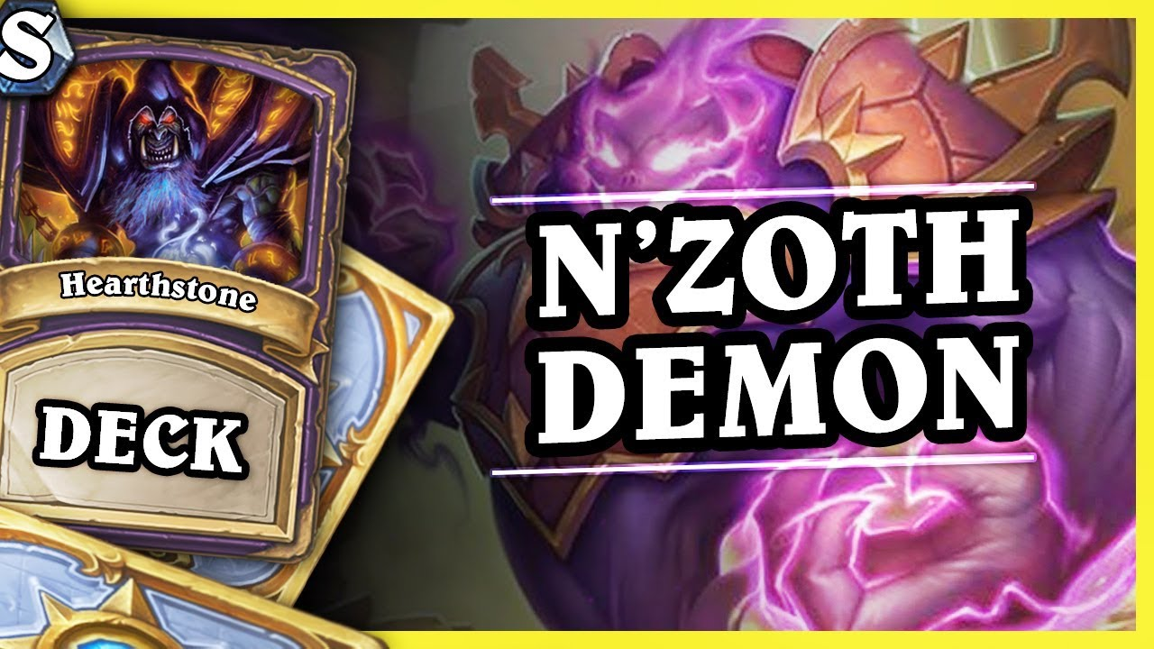 N'ZOTH DEMON CONTROL WARLOCK – Hearthstone Deck Std (K&C)