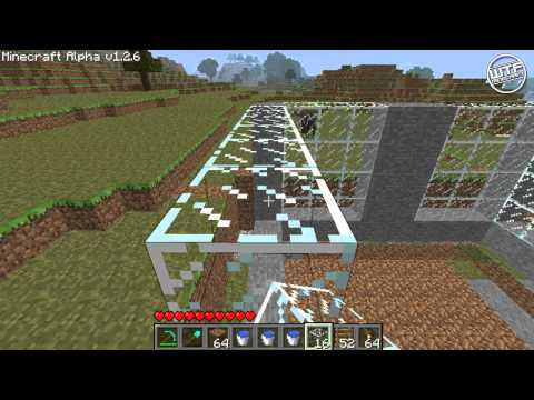 Minecraft - How to build a Mob Trap
