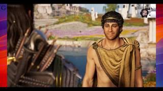 Gabe - Assassins Creed Odyssey 245 - Os Sinais Estão Acessos (Destino de Atlântida)