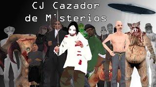 GTA San Andreas - CJ Cazador de Misterios: Jeff the Killer
