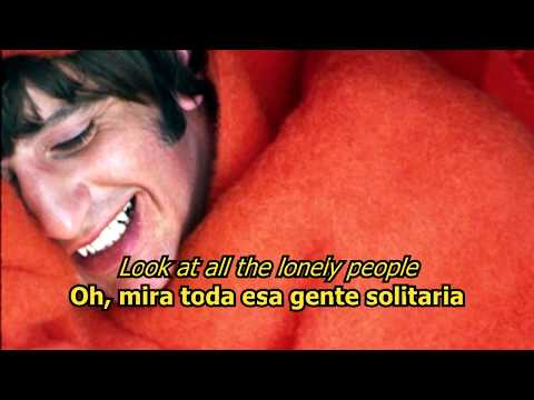 Eleanor Rigby - The Beatles (LYRICS/LETRA) [Original]