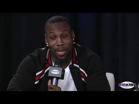 Anquan Boldin Talks Free Agency, 49ers, Winning NFL Man of the Year, Q81 Foundation & More!