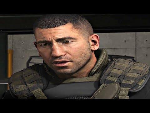 Ghost Recon Breakpoint - All Walker Cutscenes (Jon Bernthal Punisher Actor) PS4 Pro