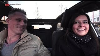 Christmas shopping with a Toyota Auris TS