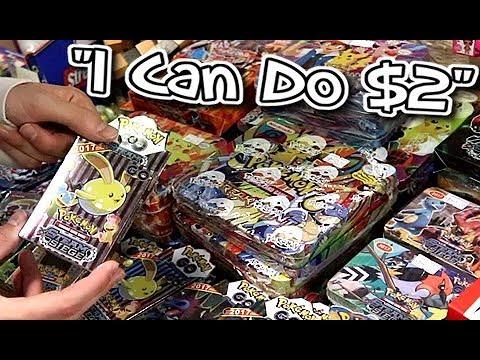 Fake Pokemon Card Market Spree!