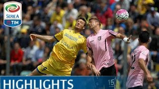 Frosinone - Palermo 0-2 - Highlights - Matchday 35 - Serie A TIM 2015/16