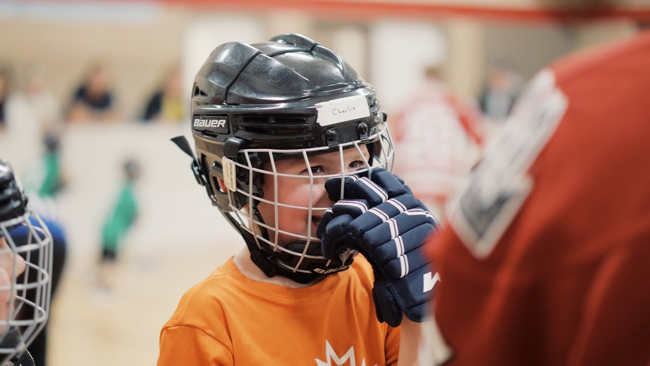 Onside Sports Ball Hockey Promotional