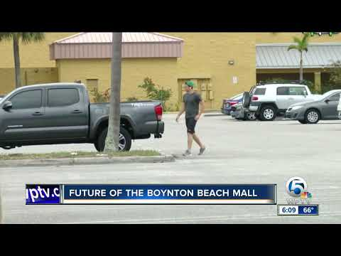 Mixed land use being discussed for Boynton Beach Mall