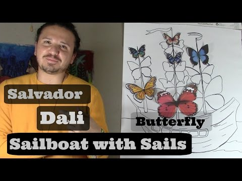 Salvador Dali - Art project