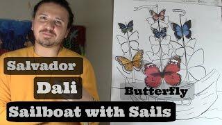 Salvador Dali - Art project