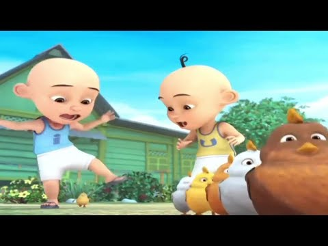 Upin & Ipin Full Cartoons ᴴᴰ • The Best Episodes! • NEW COLLECTION 2017 #1