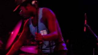 Blood Orange - Dinner (live @ Triple Door, Seattle 10-3-11)