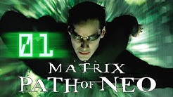 Let's Play The Matrix: Path of Neo Part 1 German - Willkommen in der wirklichen Welt
