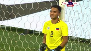 Singapore vs Philippines Merlion Cup Semi-Final - 1 Play Classic
