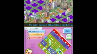 Simcity DS - Part 5