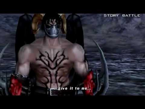 Tekken 5 Dark Resurrection Devil Jin Interludes Youtube