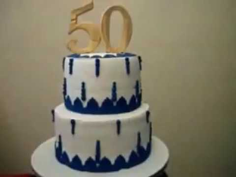 How To Make Fondant Number Cake Toppers Part 1