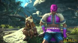 Monster Hunter Online Gameplay - Gumble's Grumbles
