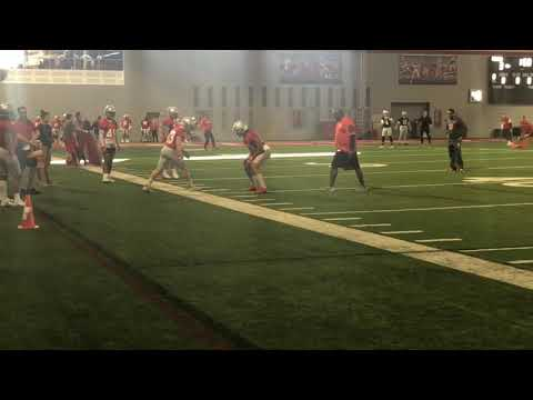 Ohio State Football Spring Practice Day 1: Offense