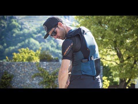 SCOTT Vanguard Evo Gilet de Protection pour v/élo Noir