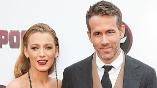 Ryan Reynolds REVEALS Blake Lively Drove Him To The Hospital While She Was Giving Birth