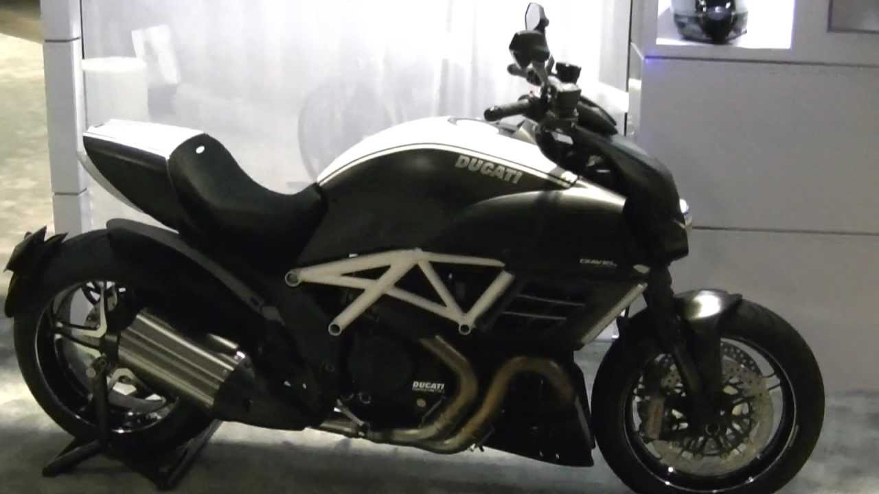 Ducati Diavel Amg Special Edition Youtube