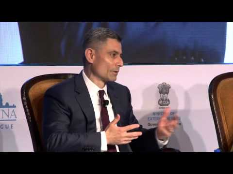 Raisina Dialogue 2016 | A Line in the Water: Underwriting As