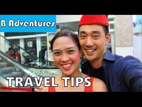 Phones, Cash, Photo ID, Visas, Credit Cards, Wallets, Money Belts, Hotels, Travel Tips Ep2