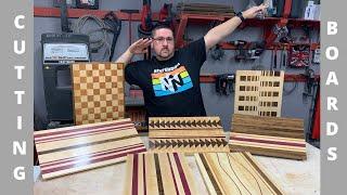 Custom Made Cutting boards!!!!
