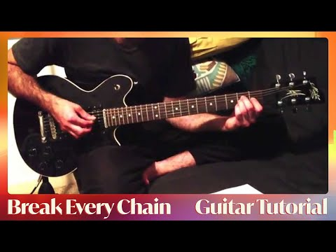 Break Every Chain chords (ver 2) by Tasha Cobbs - Worship Chords