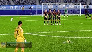 FIFA 18: 95er STÜRMER CRISTIANO RONALDO ALS TORWART SPIELEN
