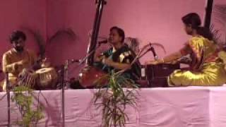 Indian Classical Music (vocal): Rajyasree Ghosh part I