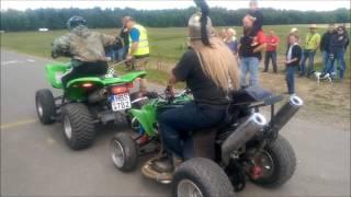 Pullman-City Harz 15. Quad und ATV Treffen 2017/wer ist der schnellste im Quad & ATV Land
