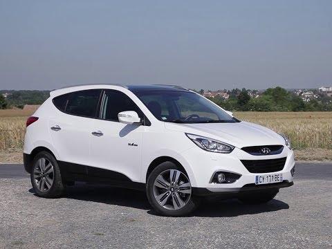 Essai Hyundai ix35 1.7 CRDi BlueDrive Pack Premium Limited 2014