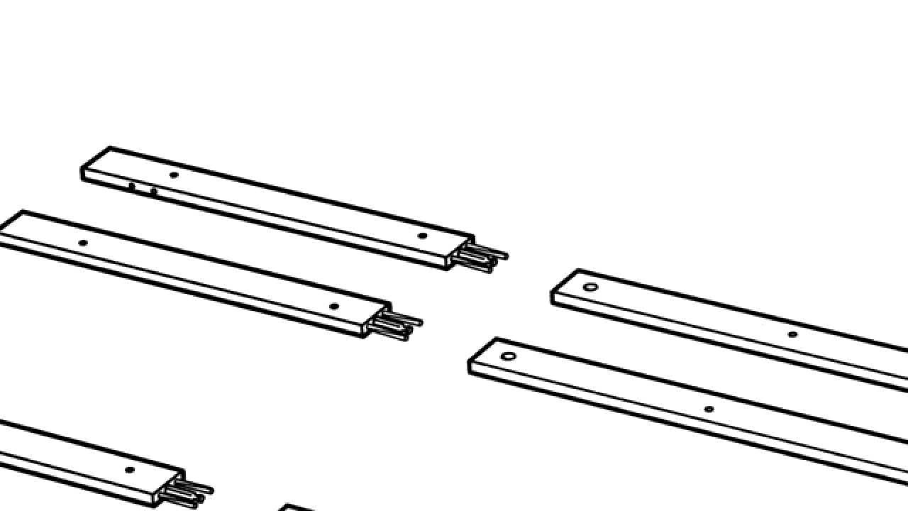 How To Assemble An IKEA LAVIA Bookcase