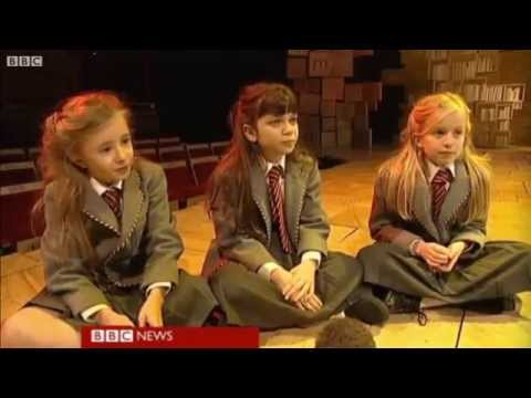 Matilda Stratford Interview BBC