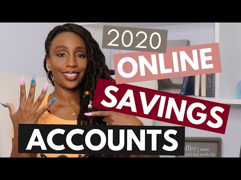 Online Savings Account 2020 – 5 Best Savings Accounts With No Minimum Deposit And No Monthly Fees