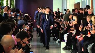 London Men's Fashion Week Day 2 ft. David Gandy - 2014 Fall Winter | C FASHION