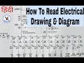 how to read electrical drawing and diagram in hindi | YK Electrical