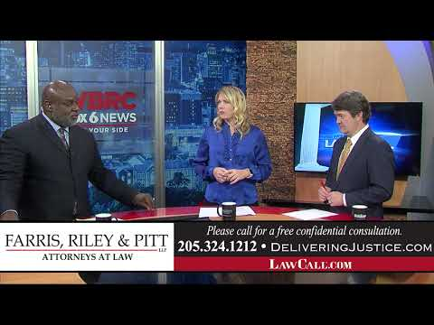 2/11/2018 - Changes In Alimony - Birmingham, AL - LawCall - Legal Videos