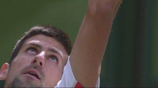Tsonga (FRA) v Djokovic (SRB) Men