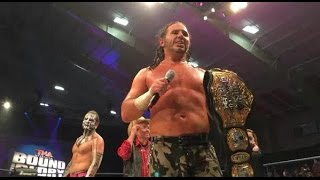 TNA Bound For Glory 2015 full show review, results, and highlights