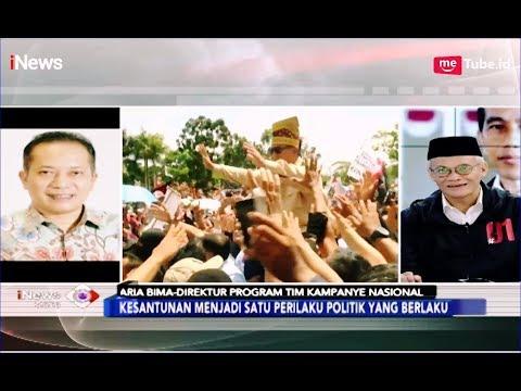 Prabowo Marahi Pengawal , Aria Bima dan Ferry Juliantono Adu Pendapat - iNews Sore 13/03