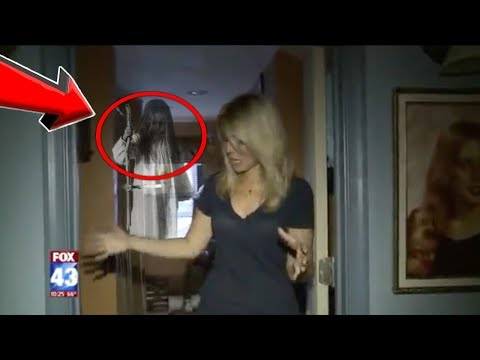 5 Horrifying Ghost Encounters Caught on Camera! Real Ghost Attacks Caught on Video 2019